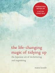 The life changing magic of tidying up- Marie Kondo