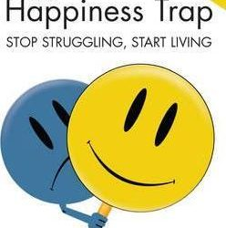 Book Review- The Happiness Trap