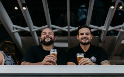 I like beer- The Story of Aether Brewing